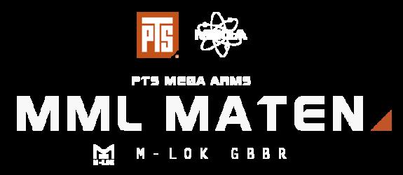 PTS Mega Arms MML Maten Title