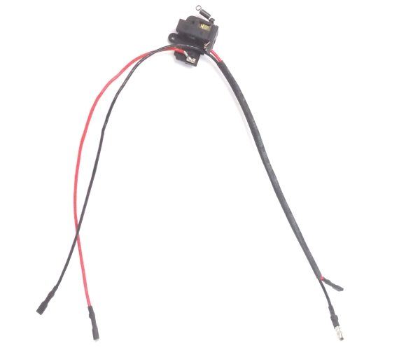 km4 series trigger contact assembly and wiring harness for