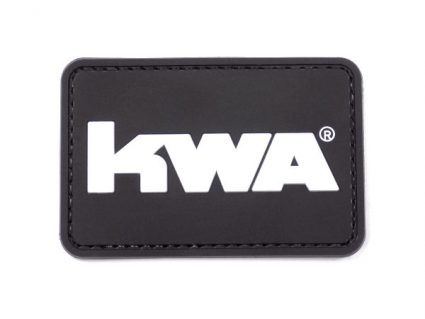 198-99301 KWA Velcro Rectangular Patch