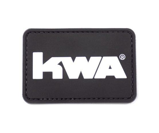 198-99301 KWA Velcro Rectangular Patch