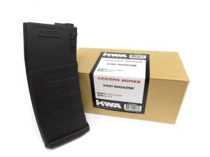 197-04096 KWA K400 Magazine- Black 3 Pack