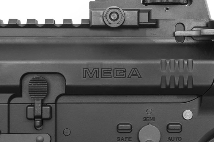 PTS Mega Arms AR-15