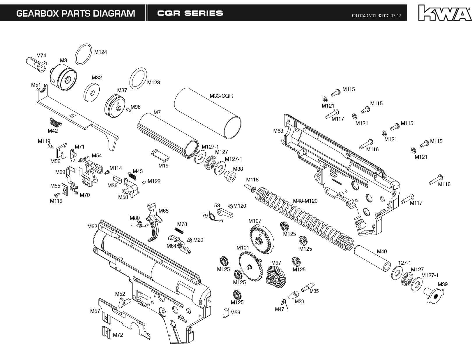 Downloads Kwa Airsoft 22 Rifle Parts Diagram Engine Car And Component Cqr Mechbox