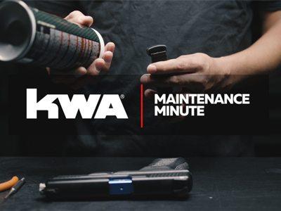 KWA Maintenance Minute