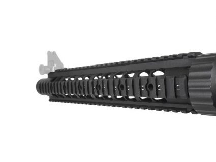 197-78383 KWA Guardian Rail Kit for AEG2 rear view
