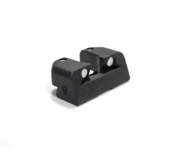 199-0108-0024S KWA M226 Rear Sight Assembly