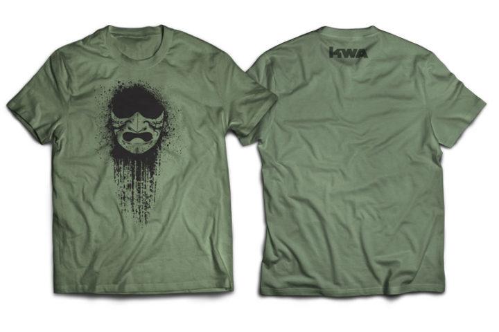 KWA Revenge Ronin OD Green