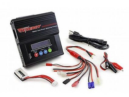 198-TAN-01328 KWA Tenergy TB6AC Dual Power Balance Charger