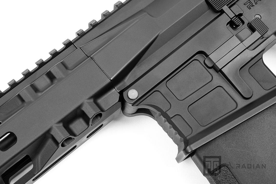 pts radian model 1 gas blow back rifle kwa airsoft