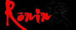 Ronin TK.45 Logo CUTOUT PNG